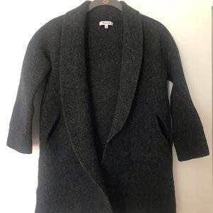 MADEWELL Coat Black Size S